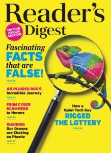 Reader's Digest Australia & New Zealand – October 2019