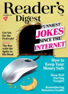 Reader's Digest India – October 2019