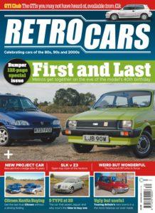Retro Cars – December 2019
