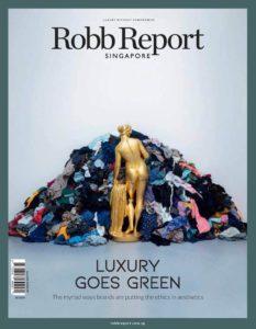 Robb Report Singapore – October 2019