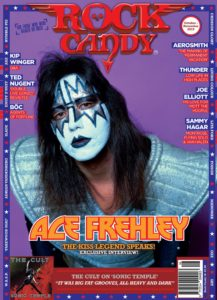 Rock Candy Magazine – Issue 16 – October-November 2019