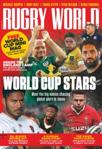 Rugby World – November 2019
