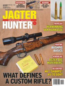 SA Hunter-Jagter – November 2019