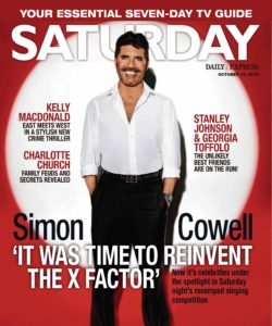 Saturday Magazine – October 12, 2019