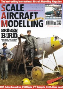Scale Aircraft Modelling – November 2019