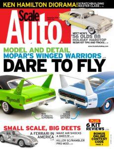 Scale Auto – December 2019