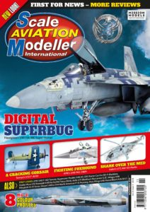 Scale Aviation Modeller International – November 2019