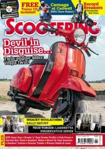 Scootering – November 2019