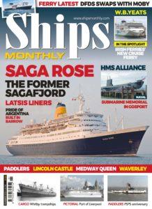 Ships Monthly – November 2019