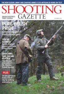 Shooting Gazette – November 2019