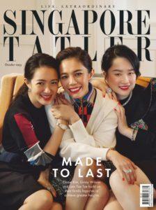 Singapore Tatler – October 2019