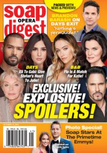Soap Opera Digest – October 14, 2019