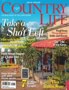 South African Country Life – November 2019