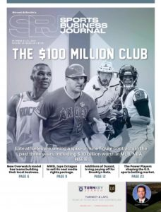 SportsBusiness Journal – 21 October 2019