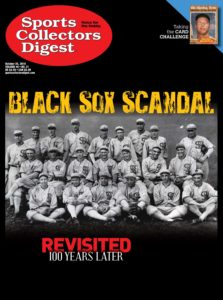 Sports Collectors Digest – 25 October 2019