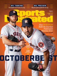 Sports Illustrated USA – October 07, 2019
