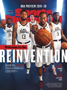 Sports Illustrated USA – October 21, 2019