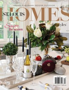 St  Louis Homes & Lifestyles – November-December 2019