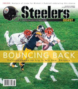 Steelers Digest – October 12, 2019