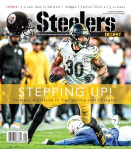 Steelers Digest – October 26, 2019
