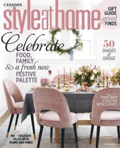 Style at Home Canada – November 2019