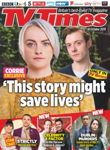 TV Times – 12 October 2019