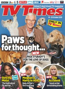 TV Times – 19 October 2019