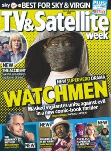 TV & Satellite Week – 19 October 2019