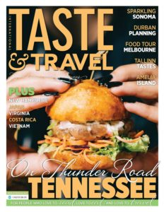 Taste and Travel International – Autumn 2019