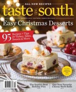 Taste of the South – November-December 2019