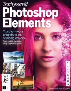 Teach yourself Photoshop Elements – 6th Edition 2019