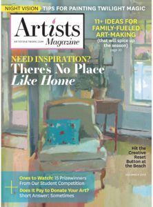 The Artist's Magazine – December 2019