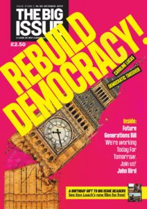 The Big Issue – October 14, 2019
