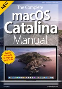 The Complete MacOs Catalina Manual – Volume 36 2019