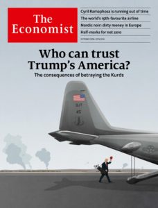The Economist Continental Europe Edition – October 19, 2019