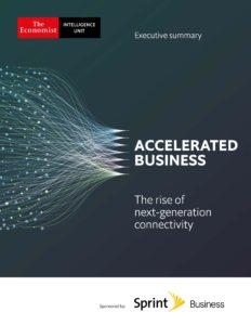 The Economist (Intelligence Unit) – Accelerated Business (2019)