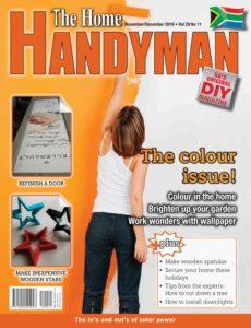 The Home Handyman – November-December 2019