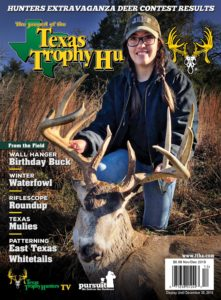 The Journal of the Texas Trophy Hunters – November-December 2019