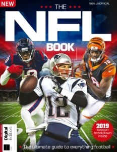 The NFL Book – Fourth Edition 2019
