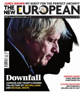 The New European – 03 October 2019