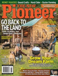 The New Pioneer – October 2019