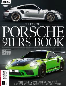 The Porsche 911 RS Book – 7th Edition 2019