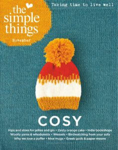 The Simple Things – November 2019
