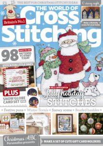 The World of Cross Stitching – December 2019