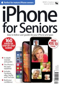 The iPhone Seniors Manual – Vol 20 , 2019