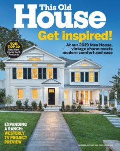 This Old House – November-December 2019