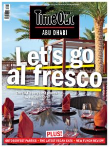 TimeOut Abu Dhabi – October 02, 2019
