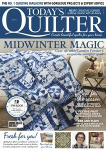 Todays Quilter – December 2019