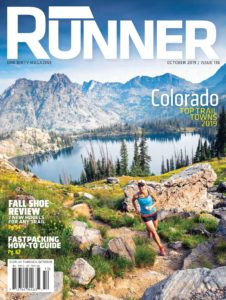 Trail Runner – October 2019