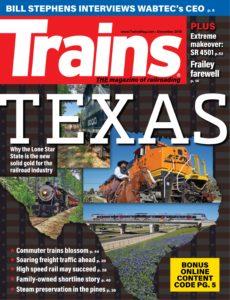 Trains – December 2019